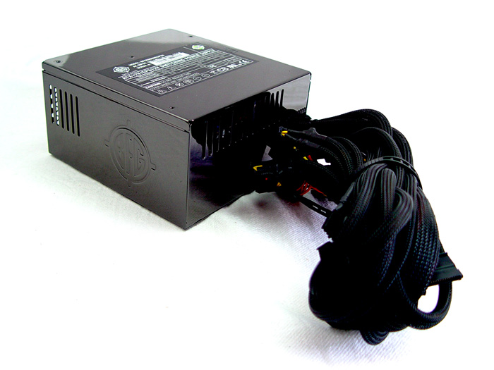 BFG 800 Watt ES PSU review