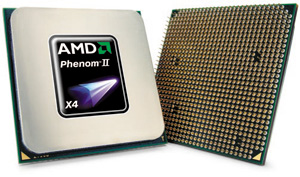 AMD Phenom II X4 920 and 940 test