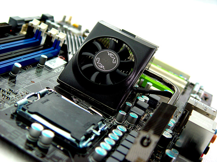 eVGA nForce 750i SLI FTW For Teh Win mainboard review