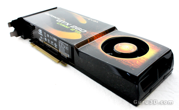 EVGA GeForce GTX 260 Core 216 Superclocked
