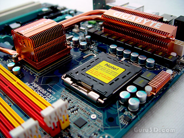 Gigabyte ga-x48-dq6 mainboard review