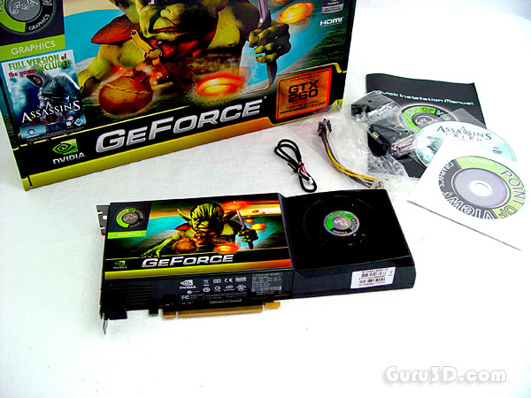 GeForce GTX 260 review
