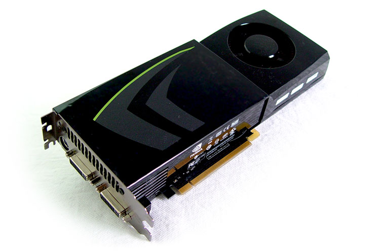 GeForce GTX 280 - GeForce GTX 200 Series
