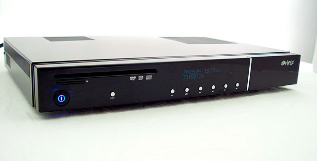 Hiper Media Center HTPC slimline barebone
