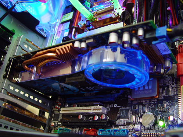 HIS Radeon HD 4850 ICEQ4 TurboX