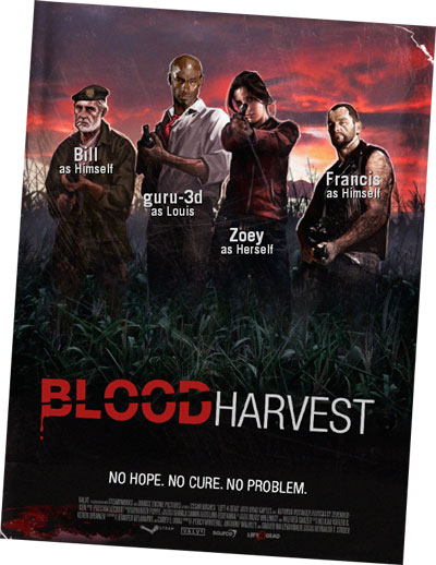 Left 4 Dead VGA Graphics card performance