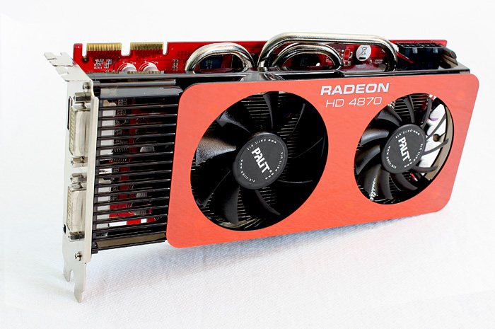 Palit Radeon HD 4870 Sonic Dual Edition review