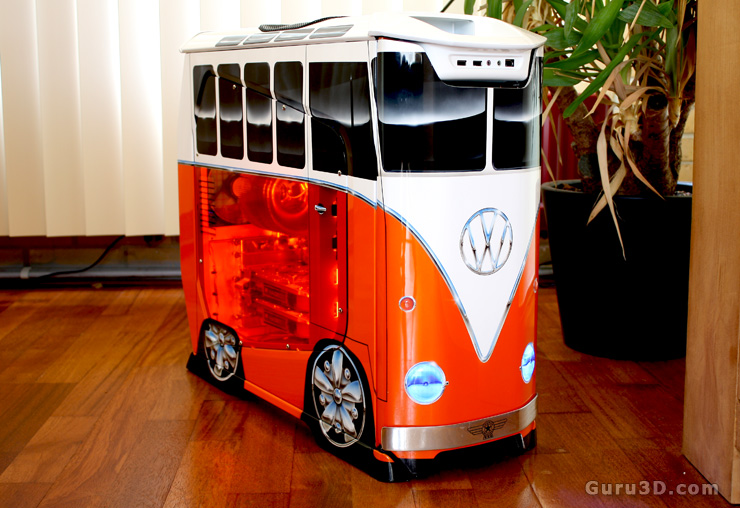 Smooth Creations VW Bus PC