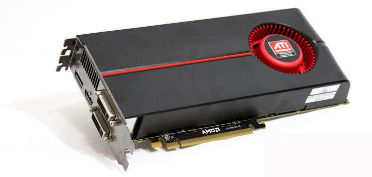 Radeon HD 5850 CrossfireX