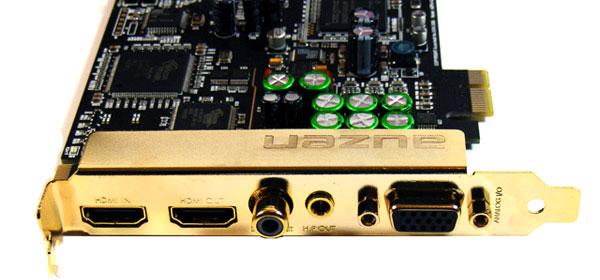 Auzentech X-Fi HomeTheater HD 7.1 Audio Driver for Windows Download