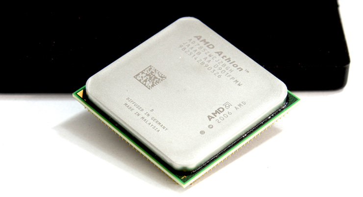 AMD Athlon X2 7850 BE review