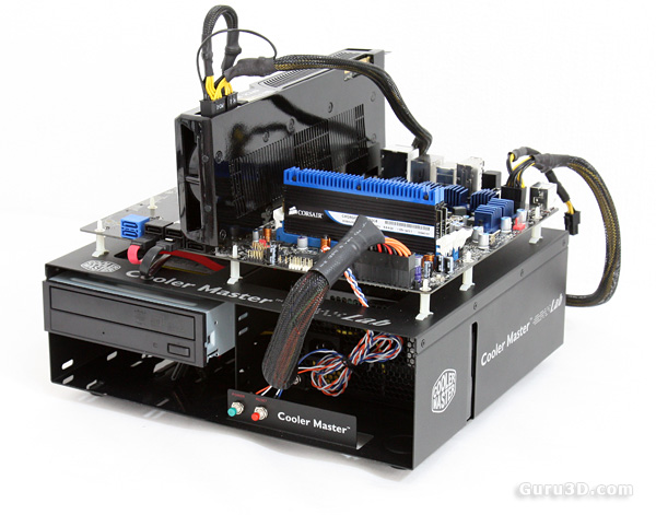 Cooler Master Cooler Master LAB Test Bench PC Chassis v1.0