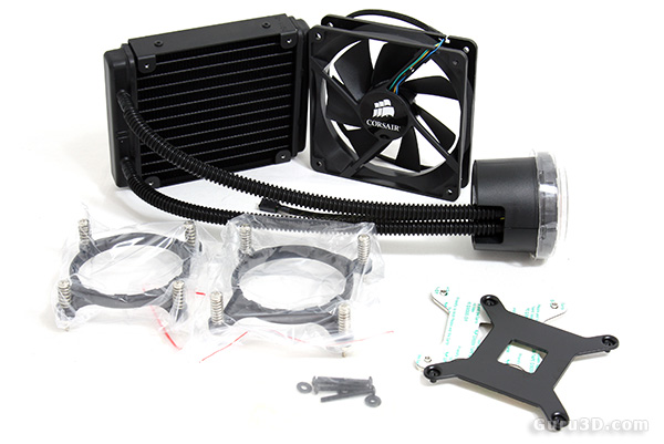 H50 Cpu Cooler Install Corsair H50 Cpu Cooler Review