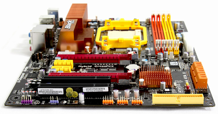 ECS A790GXM-AD3 ATI VGA Drivers for Mac