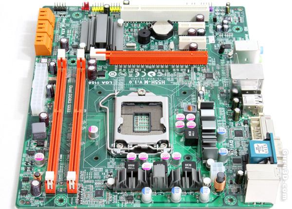 Driver for ECS H55H-M VIA HD Audio