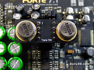 Auzentech X-fi Forte 7.1 Soundcard Review