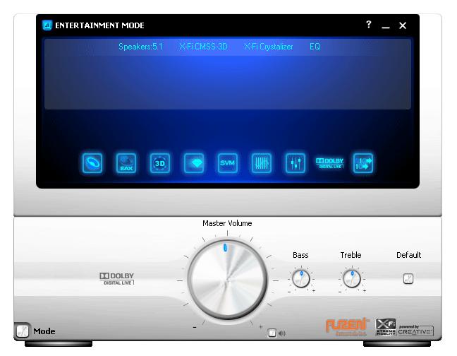 AUZENTECH X-FI FORTE DRIVERS FOR WINDOWS XP