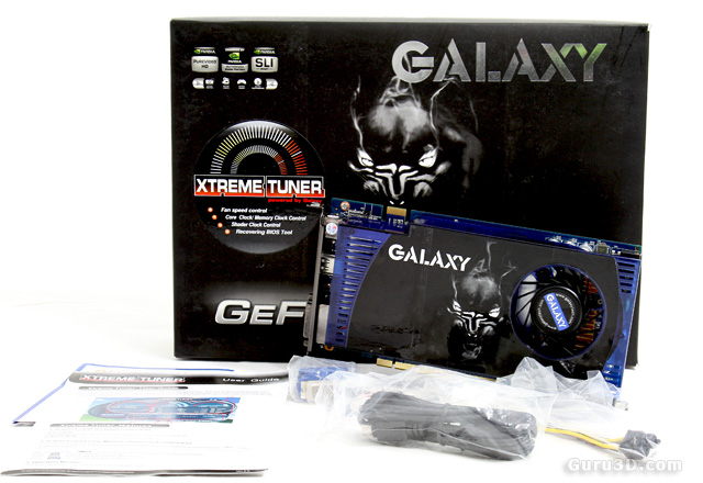 Galaxy GeForce 9800 GT 1024MB