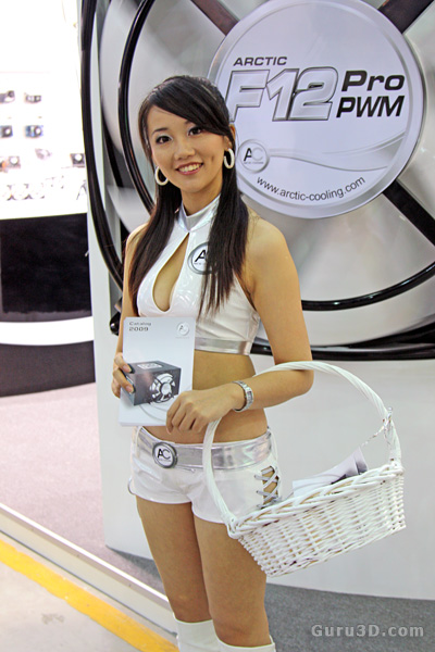 Girls of Computex 2009