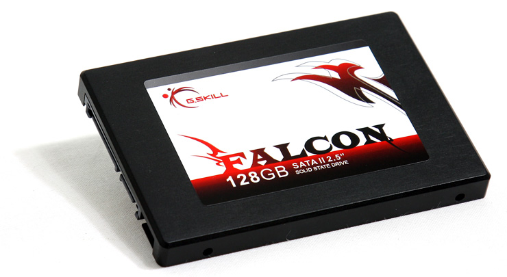 G.Skill Falcon SSD review