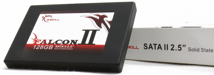 G.Skill Falcon II SSD review