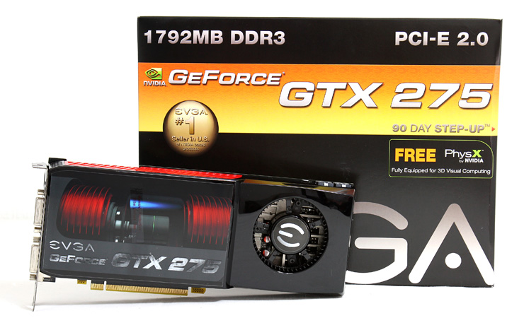 eVGA GeForce GTX 275 1792MB