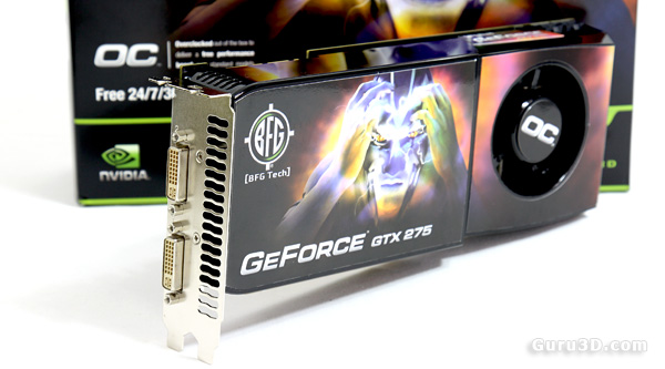 GeForce GTX 275 Shootout