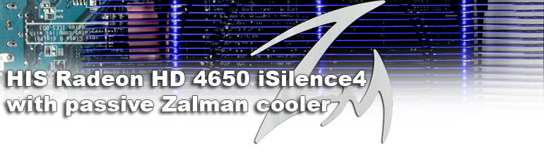 HIS RAdeon HD 4850 512MB iSilence4