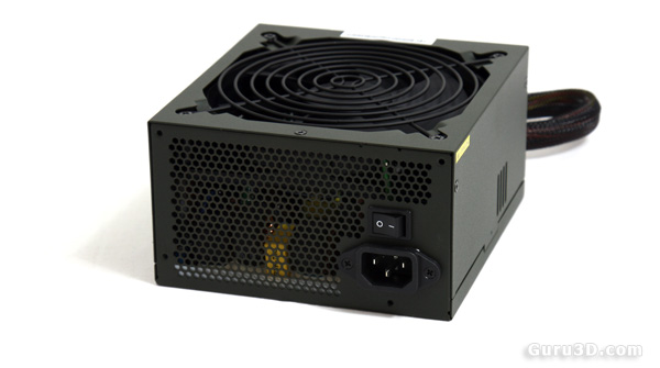 In Win Commander 750 Watt power Supply