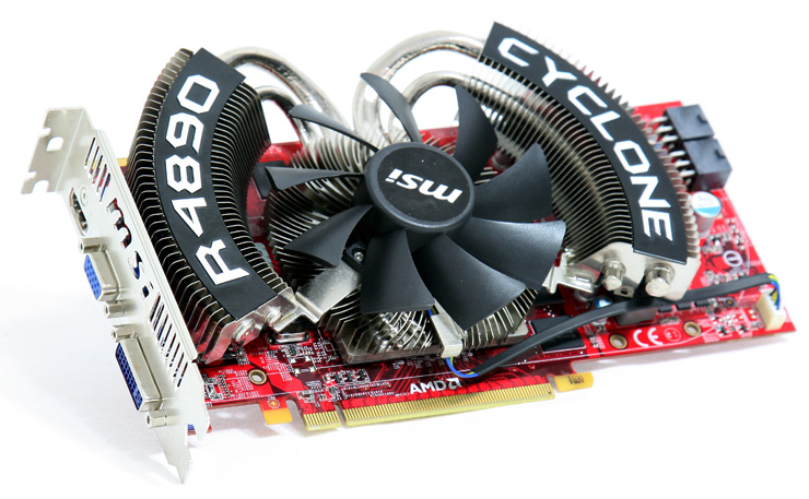 MSI R4890 Cyclone SOC