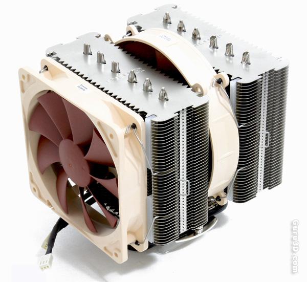 Noctua NH-D14 review - Product Gallery Noctua NH-D14 Premium cooler