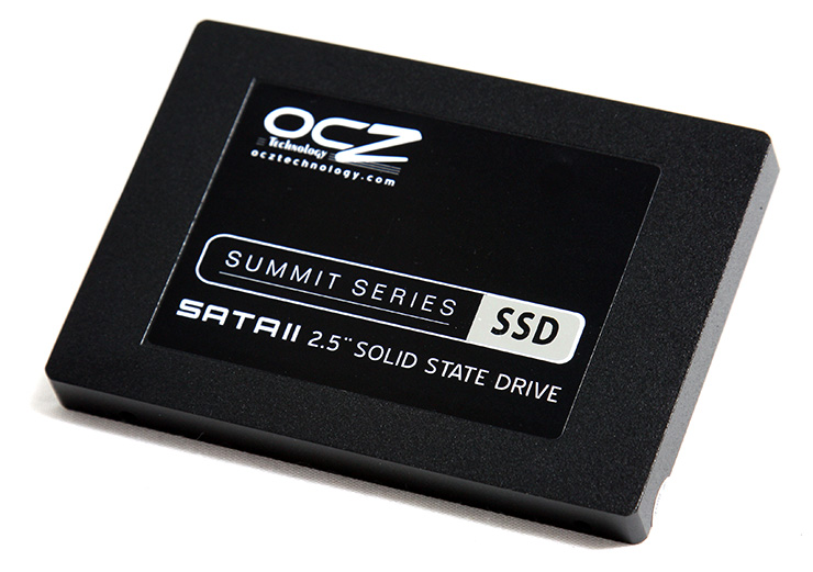 OCZ Summit SSD review
