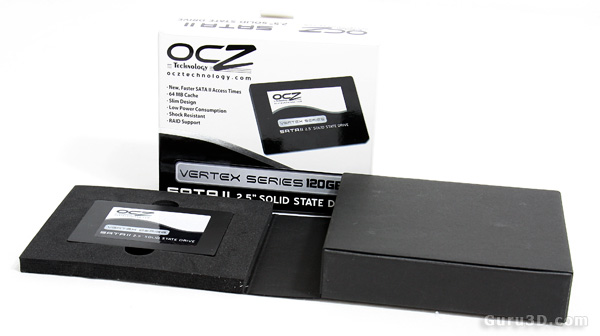 OCZ Vertex SSD review