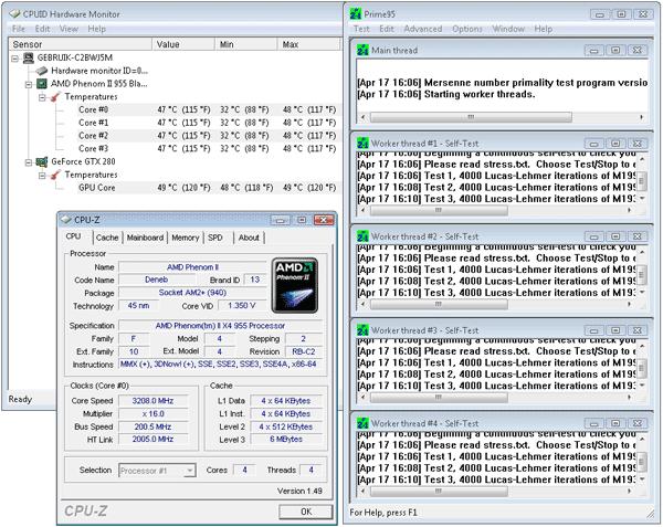 amd phenom ii x4 driver download