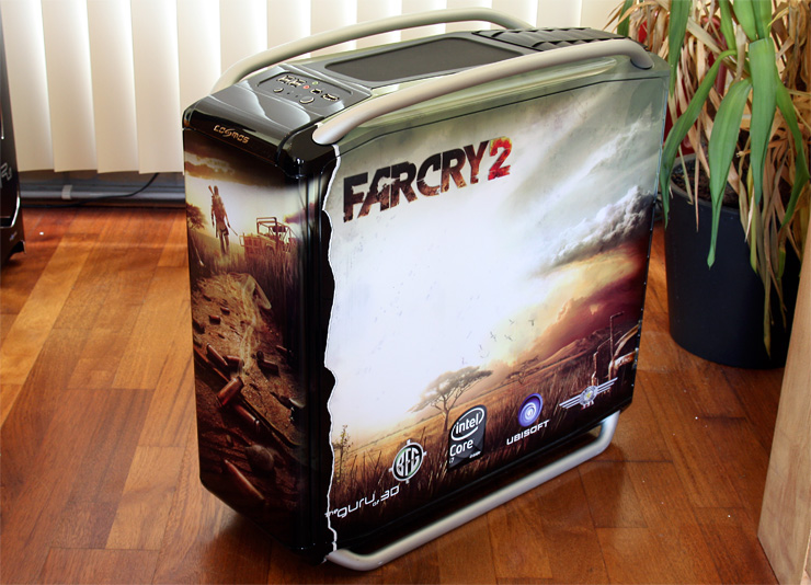 Smooth Creations Far Cry 2 -  Guru3D