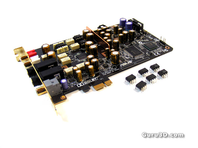 ASUS Xonar Essence STX soundcard review - Modifications - Modifying the soundcard