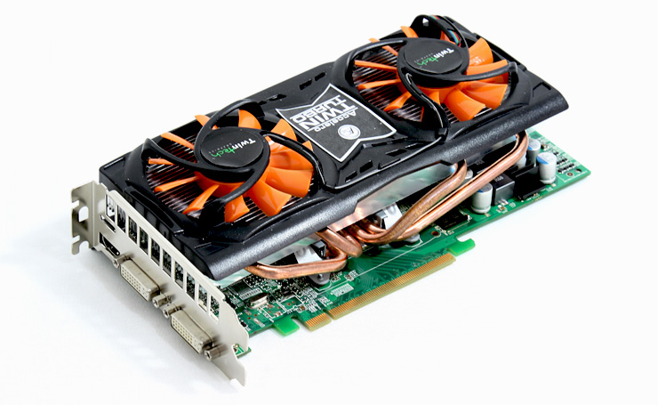 Twintech GeForce GTS 250 1024MB XT OC edition