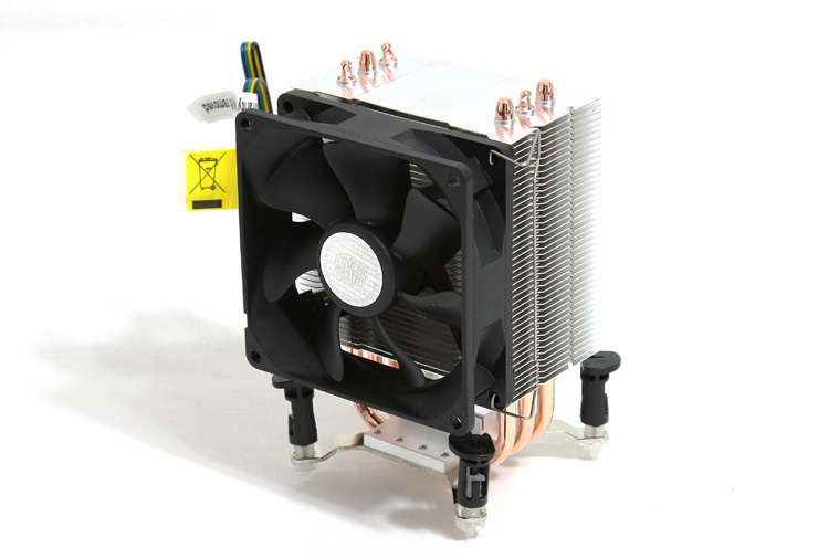 CPU Cooler with 3 Direct Contact Heat Pipes Hyper TX3