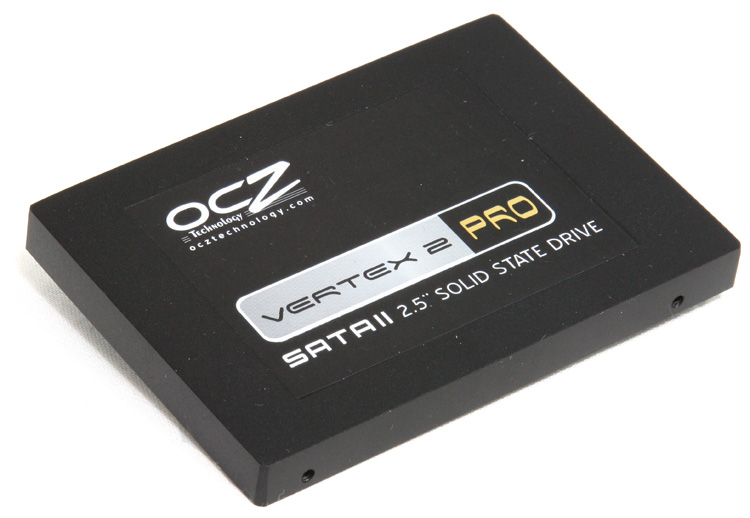 OCZ Vertex 2 - SandForce