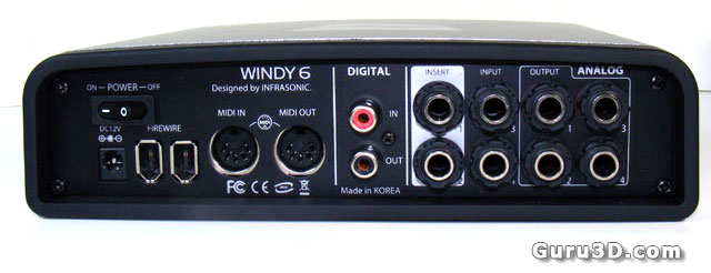 Infra-Sonic Windy6 Firewire Recording Interface Driver (2019)