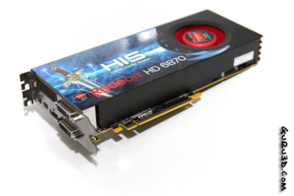 HIS Radeon HD 6800 series