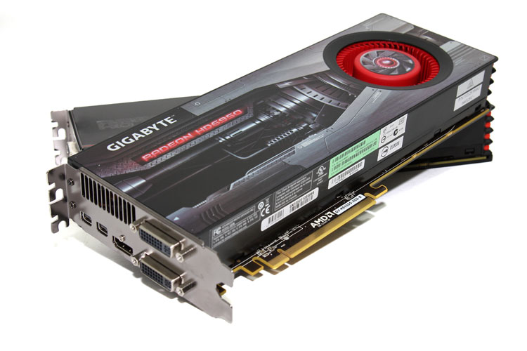 Radeon HD 6850 CrossfireX
