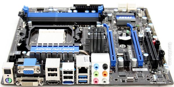 MSI 890GXM-G65 DRIVER PC