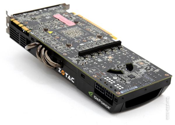 Zotac GeForce GTX 480 - The Zotac GeForce GTX 480