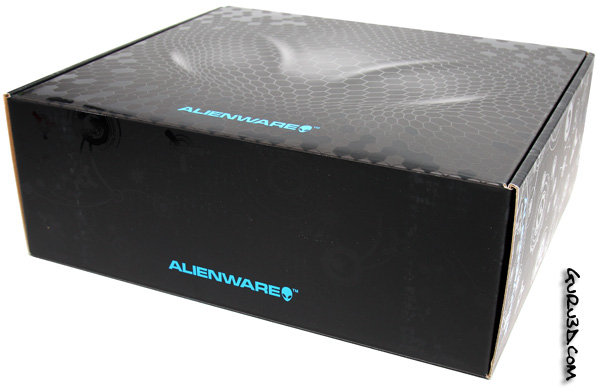 Alienware M11x UltraPortable laptop