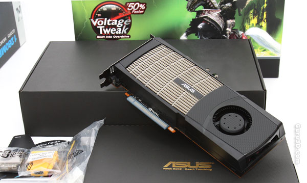 ASUS GeForce GTX 480