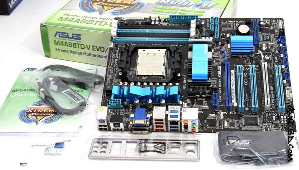 Asus M4A88TD-V EVO Windows 8 Driver Download
