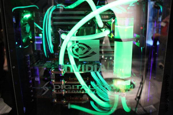 Nvidia And Digital Storm