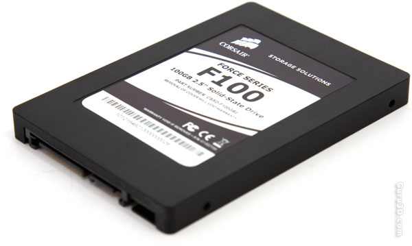 Corsair Force 100 SSD