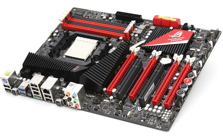 Asus Crosshair IV Formula AMD OverDrive Drivers (2019)